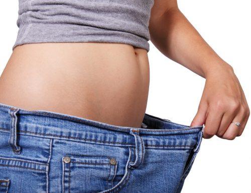הצרת היקפים בבטן ובמתניים
